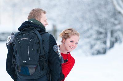 winter snow date ideas