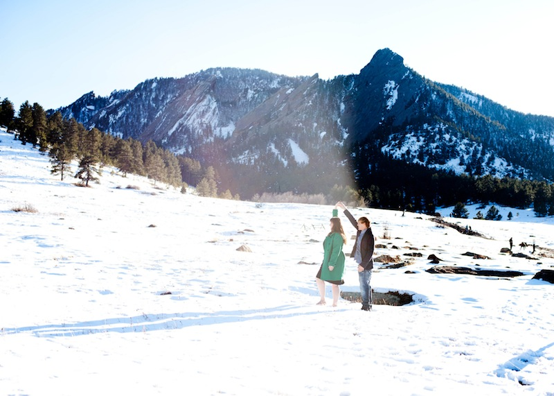 Boulder Marriage Proposal The Yes Girls