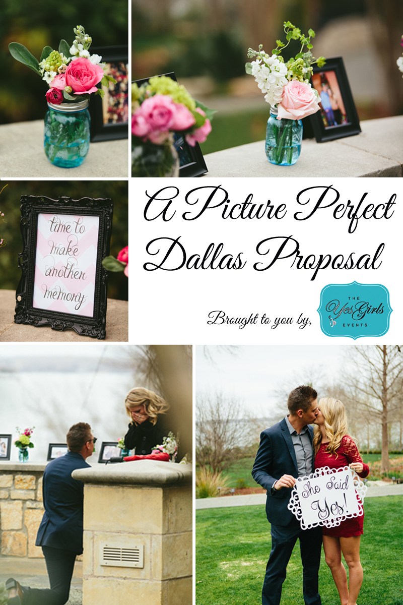 Romantic Texas Wedding Proposal
