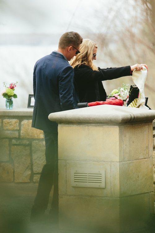 Dallas Texas Romantic Proposal