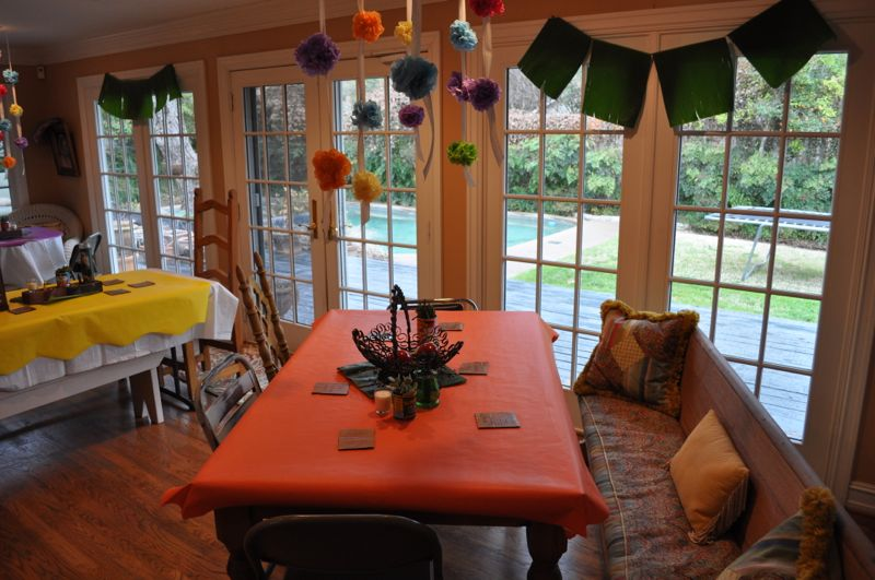 Fiesta Themed Party Decor