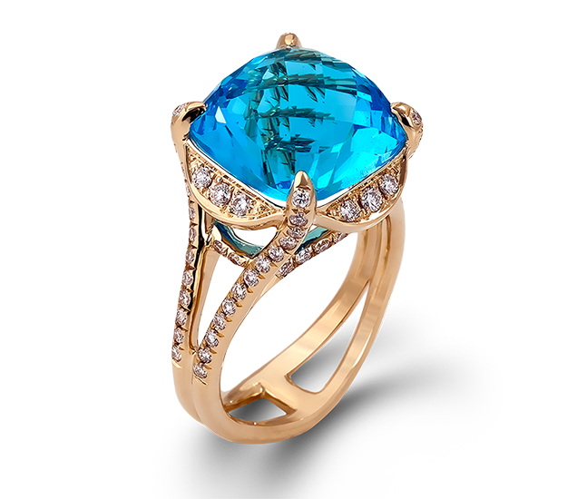 Zeghani Color Ring