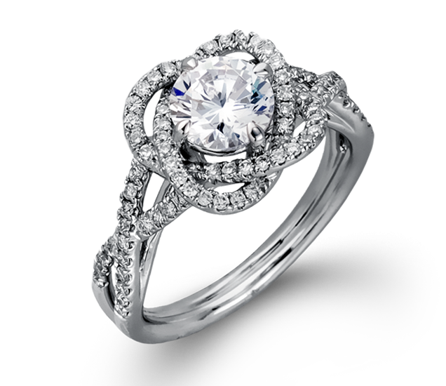 Zeghani Engagement Ring