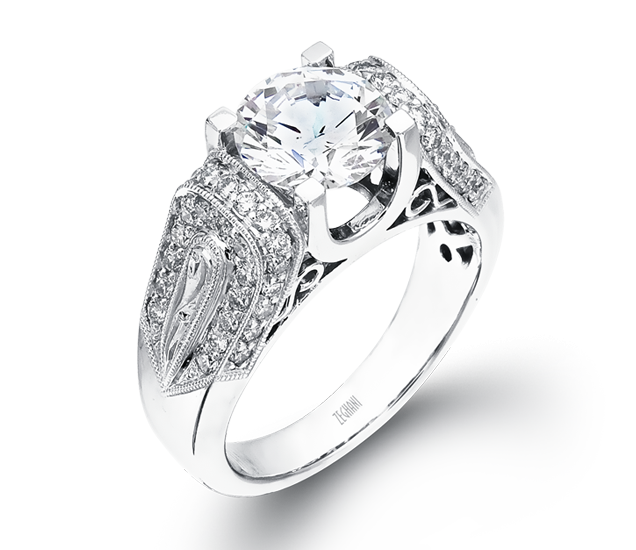 Zeghani Engagement Ring 2