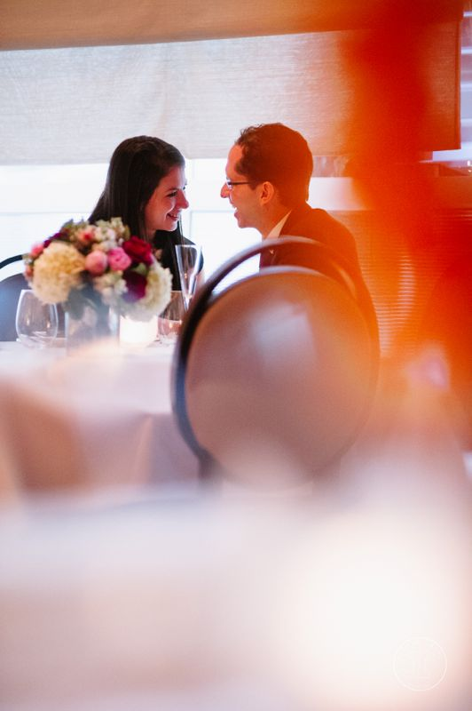 Intimate NYC marriage proposal