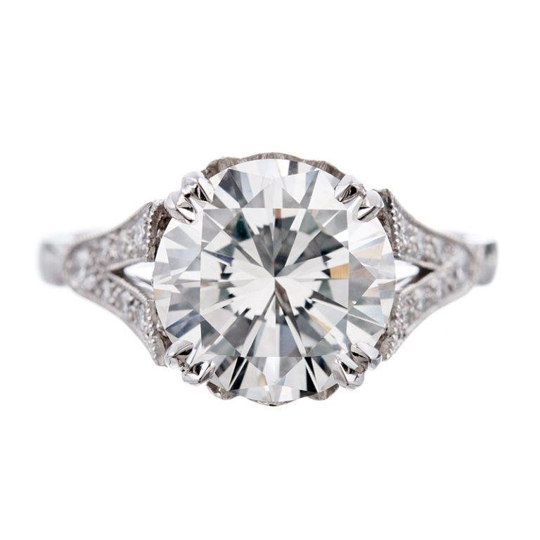 Fourtane Engagement  Ring