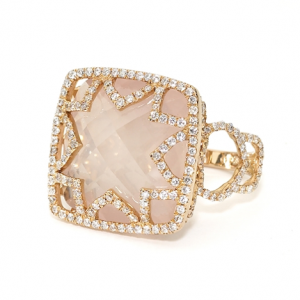 Katie Decker Rose Gold Ring