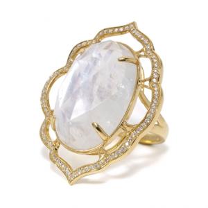 Katie Decker Yellow Gold Ring