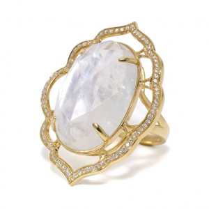 Katie Decker Yellow Gold Ring