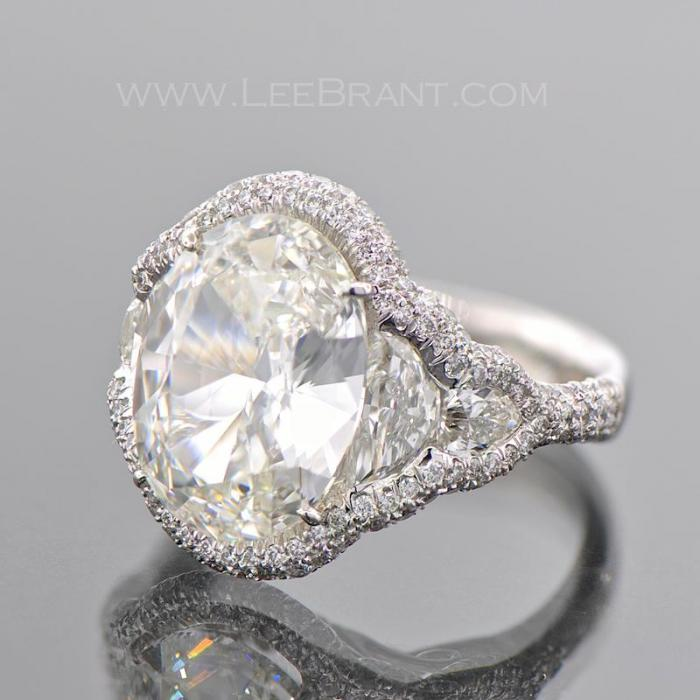LeeBrant Engagement Ring