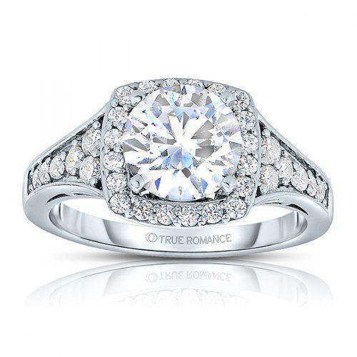 True Romance Engagement Ring