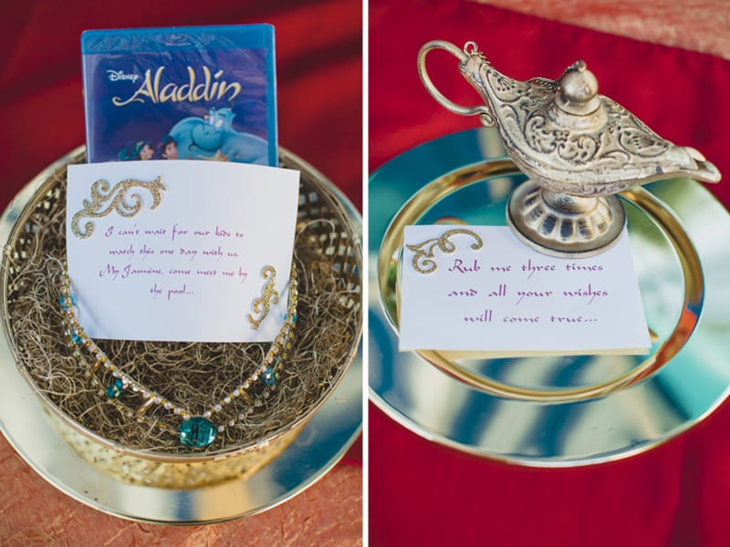 Aladdin Themed Proposal by marriage proposal planners