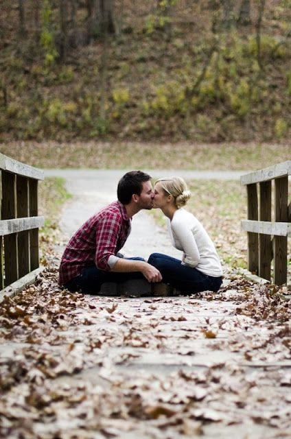 Ideas For Fall Engagement Photos The Yes Girls