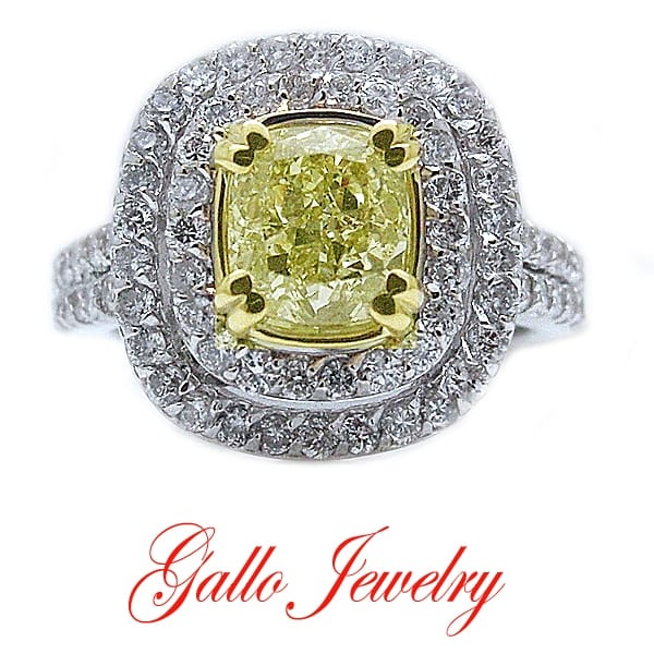 Gallo Jewelry Canary Ring