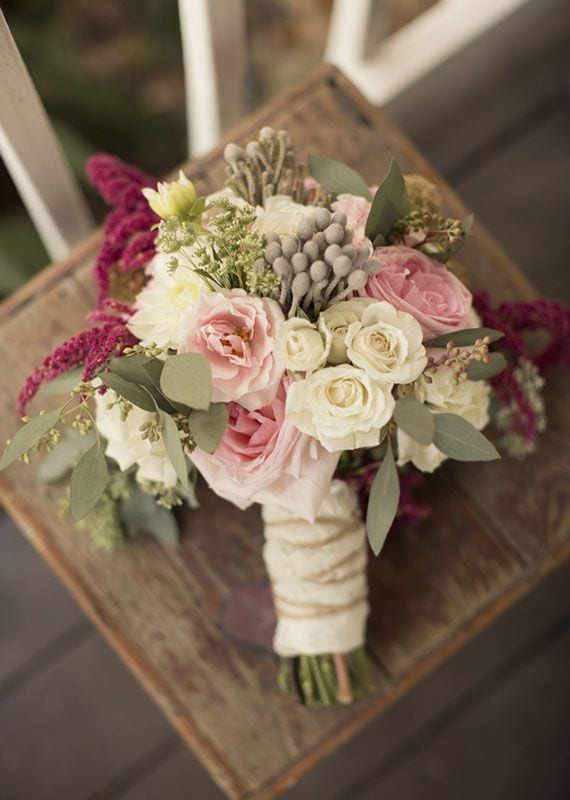 Bridal Flowers Inspired By Autumn