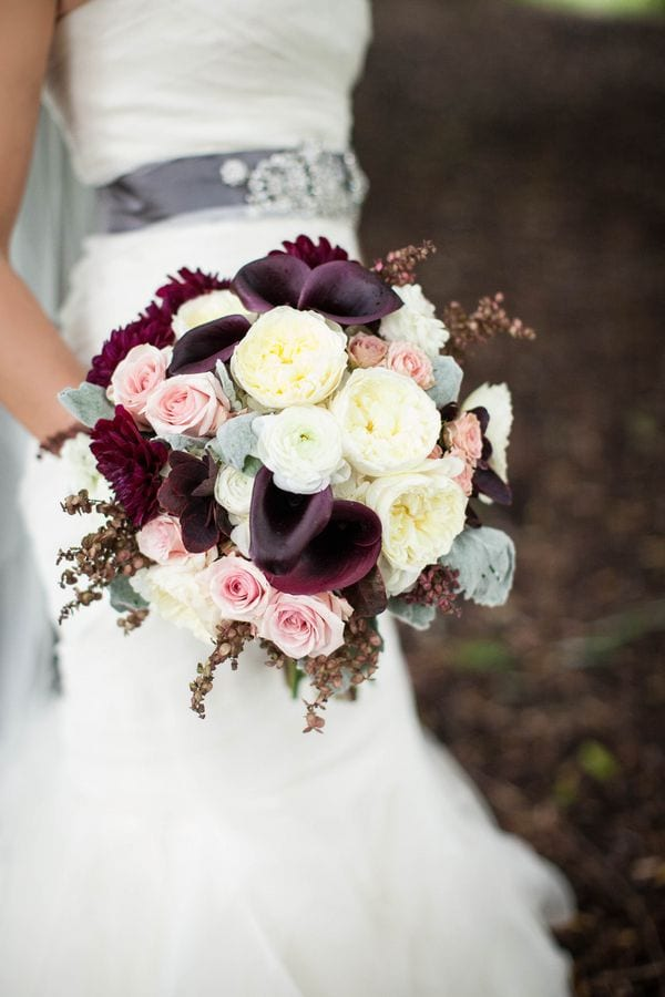 Fall bridal bouquets the yes girls bridal flowers inspired by autumn junglespirit Image collections