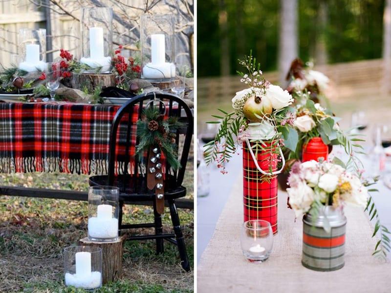 Winter Wedding Idea