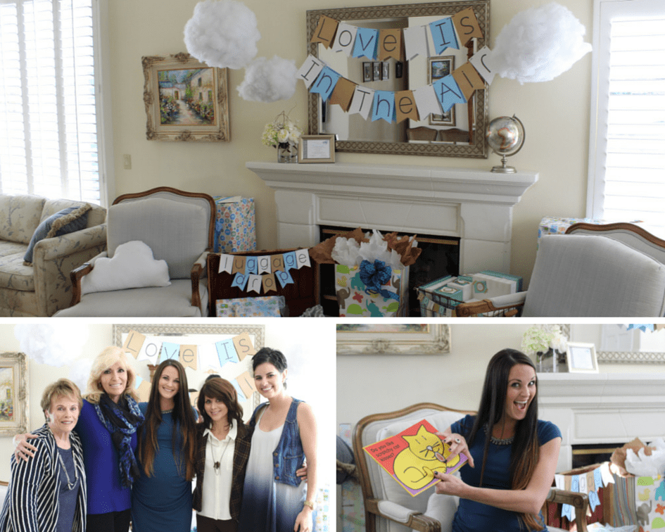 Adventure Airplanes baby shower by the yes girls 4