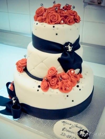 spring wedding palette