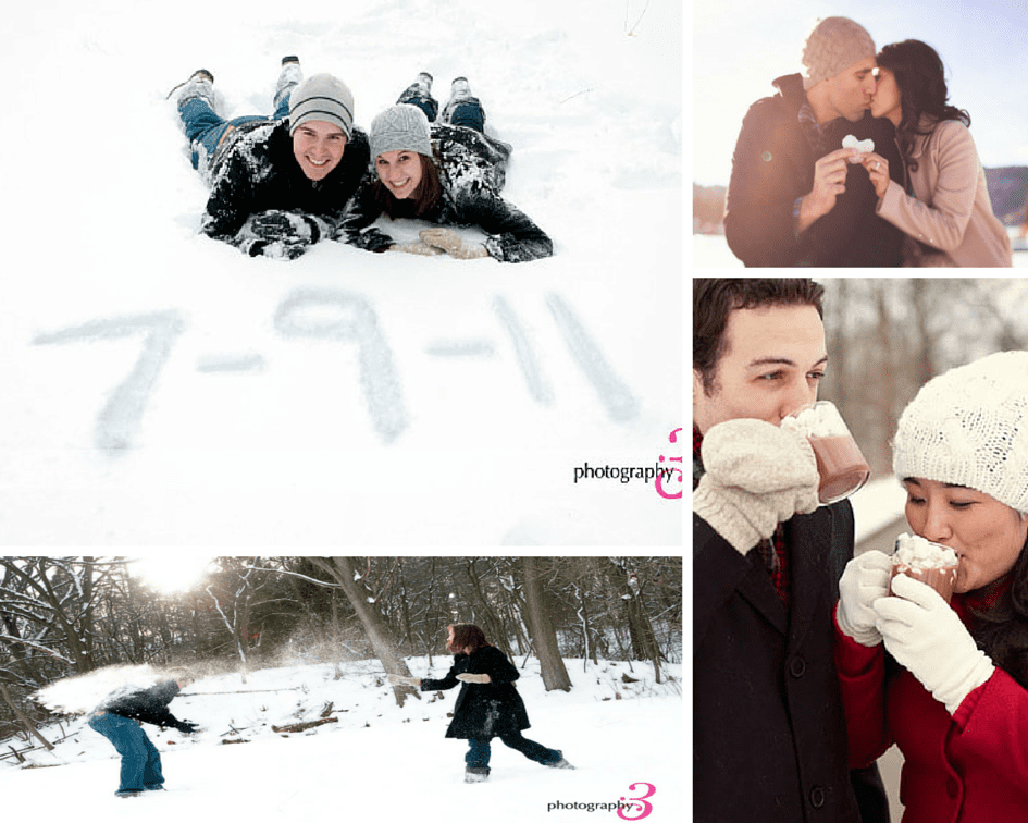 Snow Engagements