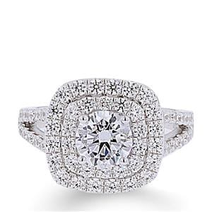 Arthur's Jewelers Engagement Ring