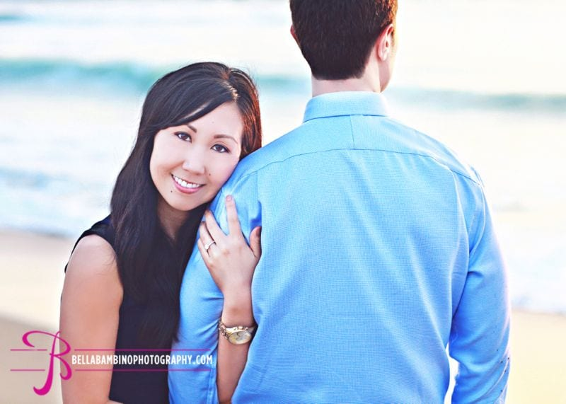 couple kissing after She Says Yes