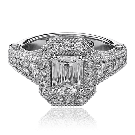 Christopher Designs Emerald Ring
