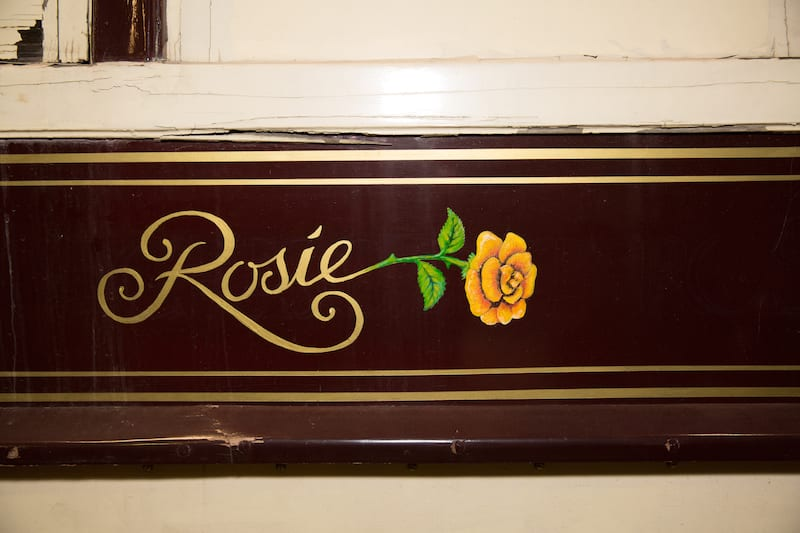 Rosie McKinney Avenue Trolley Proposal