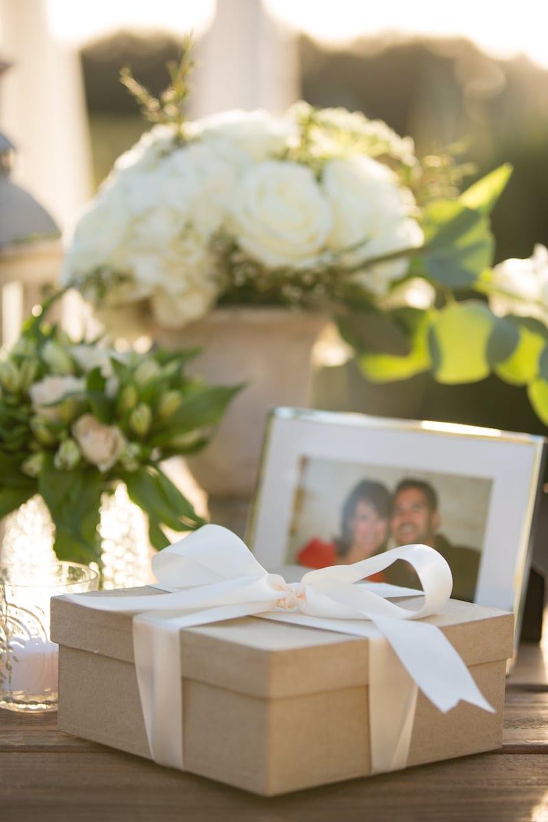 Gazebo Shabby Chic Marriage Proposal
