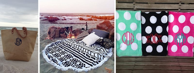 Beach Gift and Date Ideas | The Yes Girls
