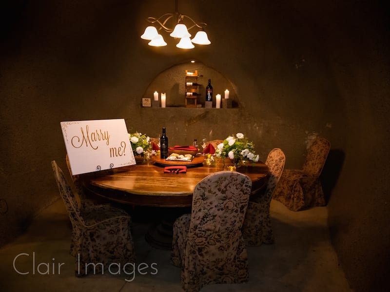 alice in wonderland winery proposal