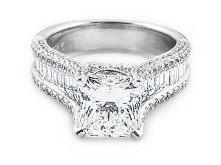 Haniken Engagement Ring
