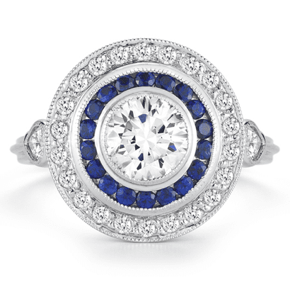 Say Yes Jewelry Engagement Ring