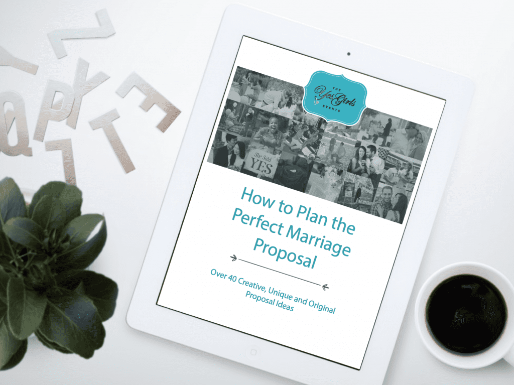The Yes Girls Marriage Proposal Ideas ebook, How to Propose, Proposal Ideas, Ask Her to Marry You, Romantic Proposal Ideas, Creative Proposals, Best wedding proposal ideas book