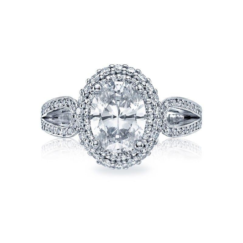 Tacori Oval Engagement Ring