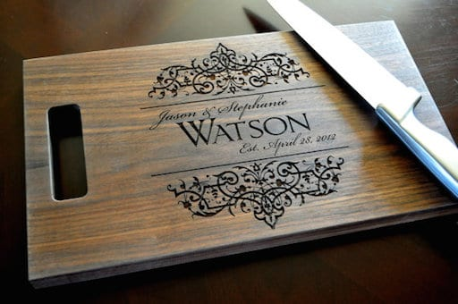 Personalized Wedding Gifts Kitchen : April 20, 2015 / Posted by Amanda Martindale
