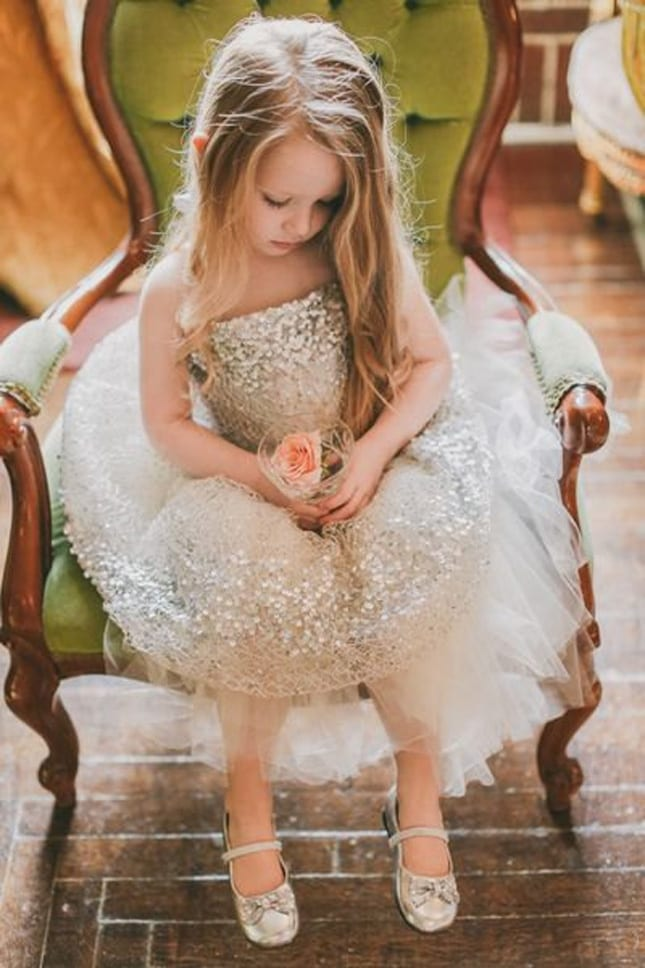 2015 wedding season flower girl dresses