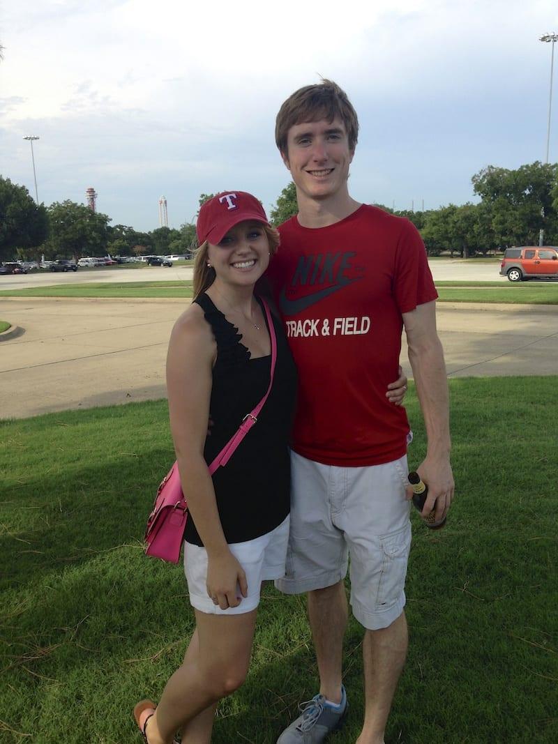 Baseball date