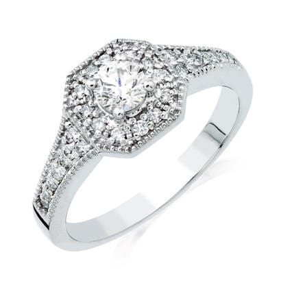 Camelot Engagement Ring