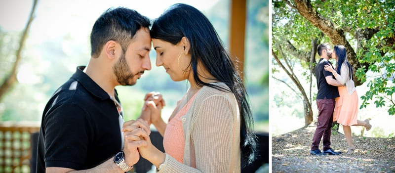 indian couple in love