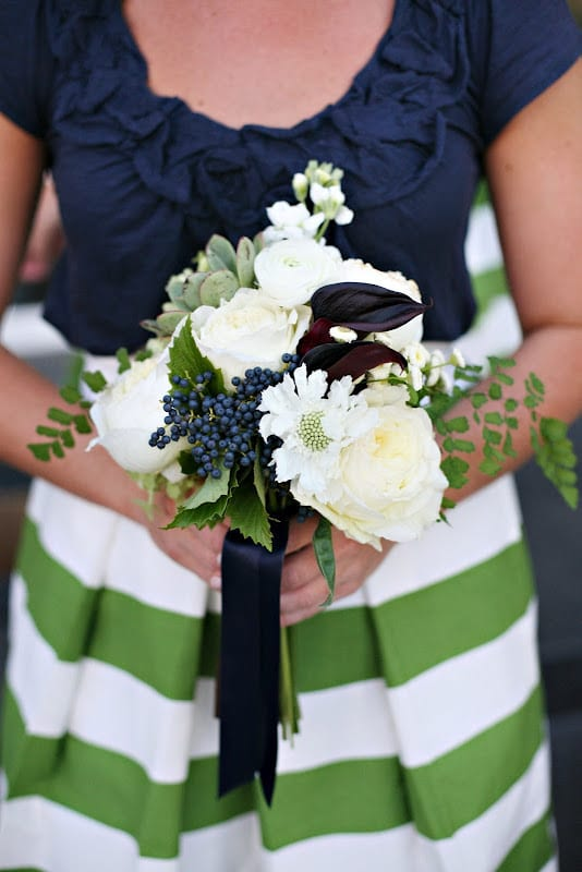 Navy And Emerald Color Palette