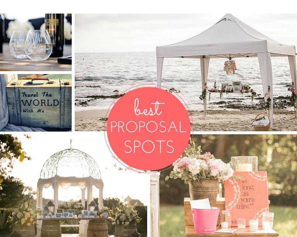 Best Summer Proposal spots banner