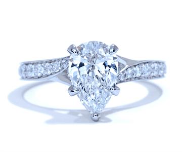 Catherine Ryder Engagement Ring