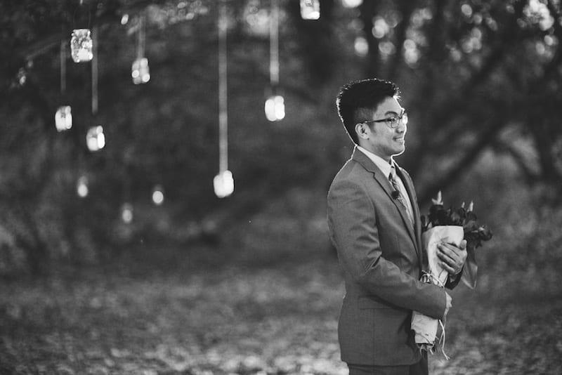 orange county park marriage proposal