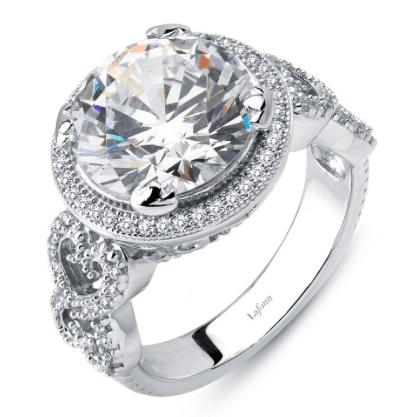 Lafonn Engagement Ring