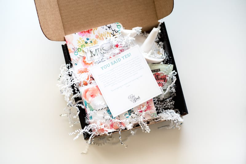 Gifts for newly engaged girl