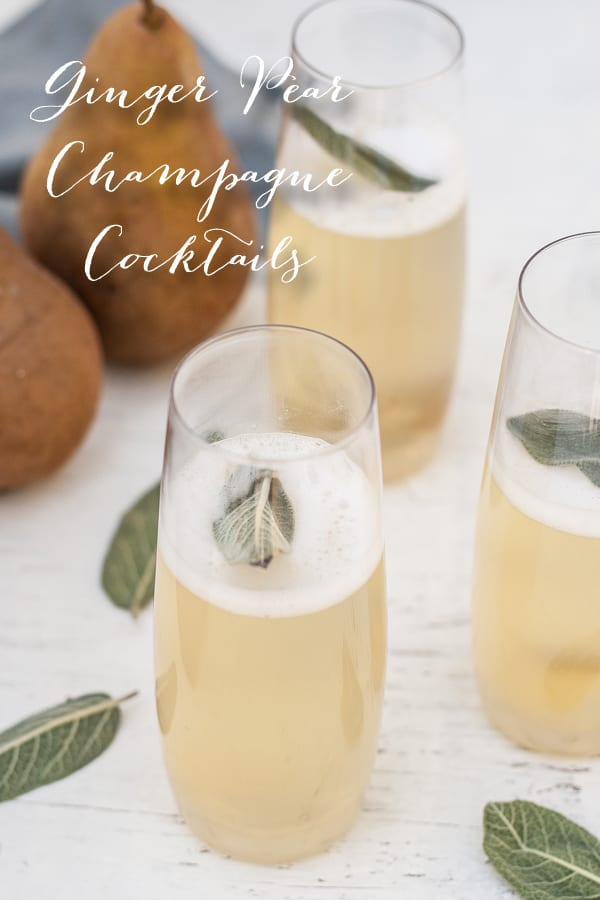 Cold Weather Cocktail Idea