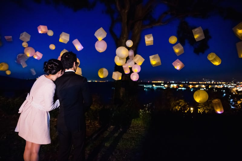 Fairytale Tangled Inspired Marriage proposal by The Yes Girls