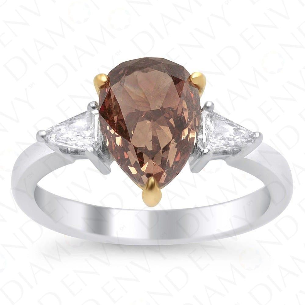 Diamond Envy Brown Ring