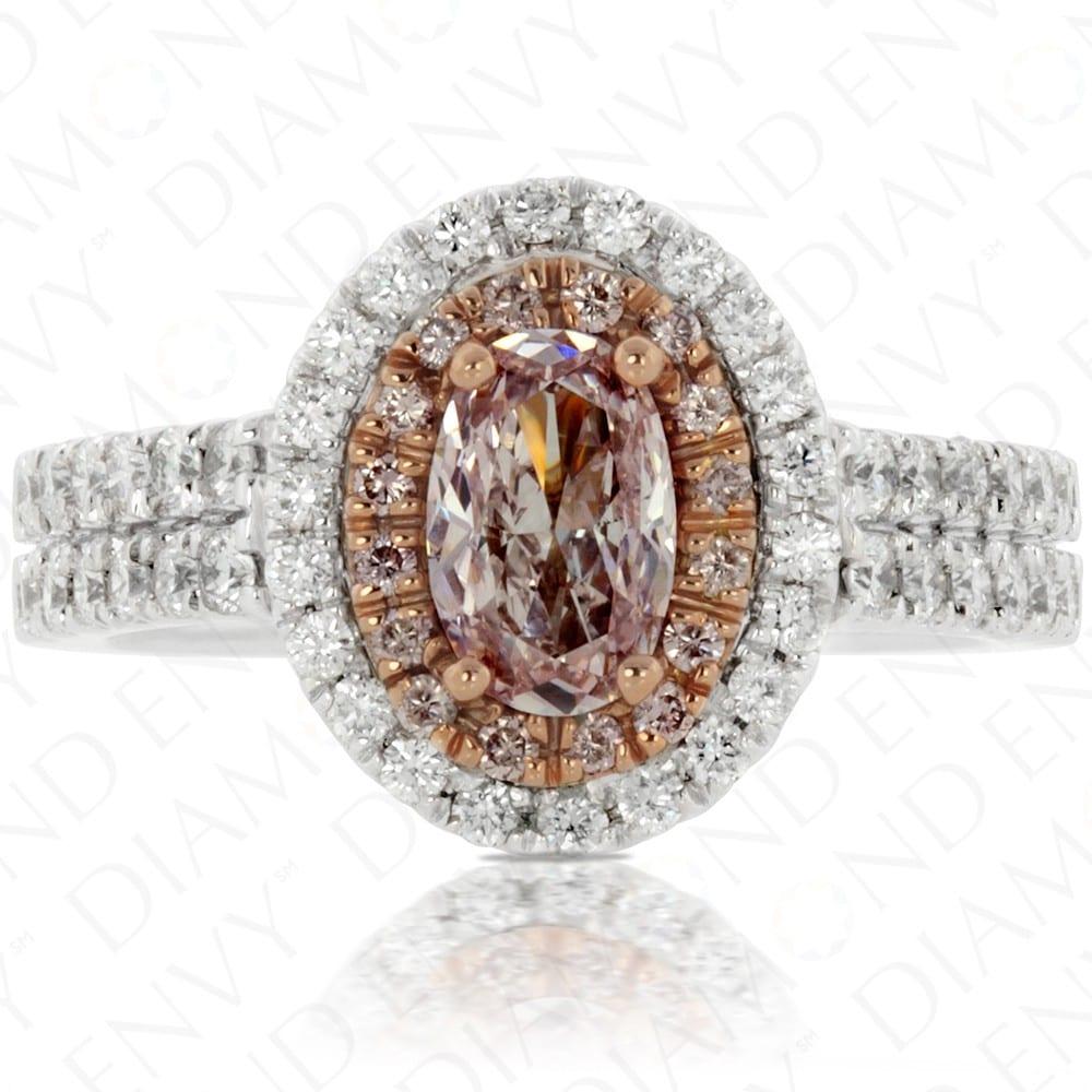 Diamond Envy Pink Ring